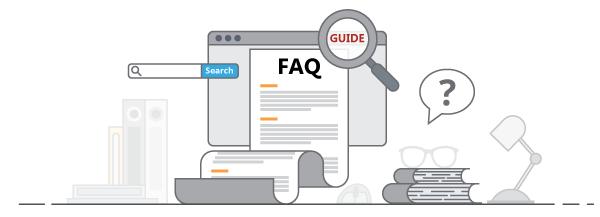 FAQ ilustration